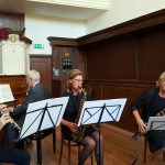 Concert Group Fiftyfive in de Amersfoortse Zwaan