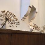 Rustpunt tussen de kerstinkopen, open kerk