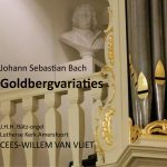 Orgel-cd: Goldbergvariaties